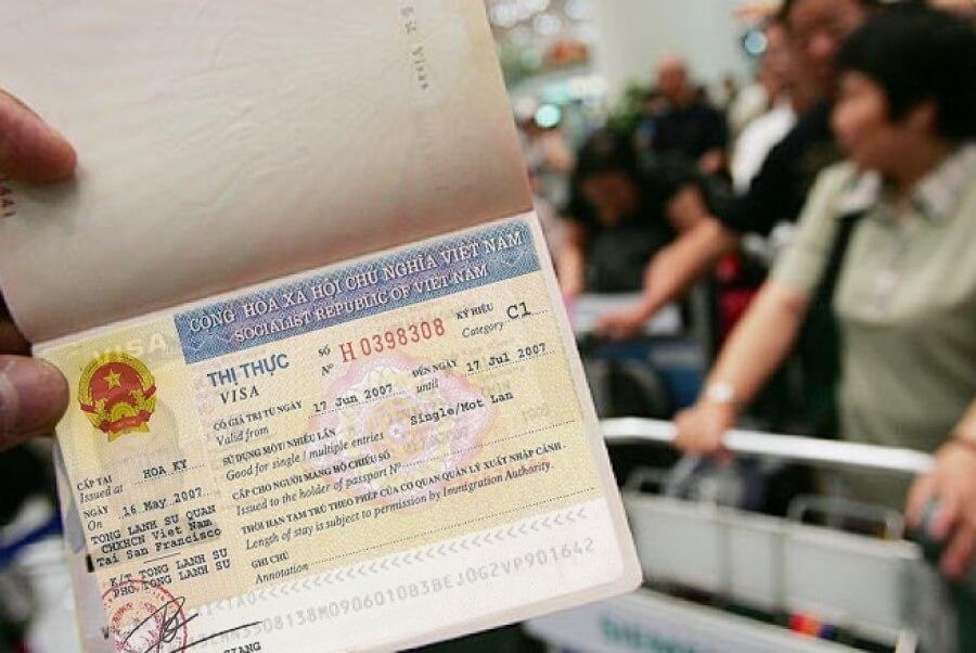how to get vietnam visa from pyongyang