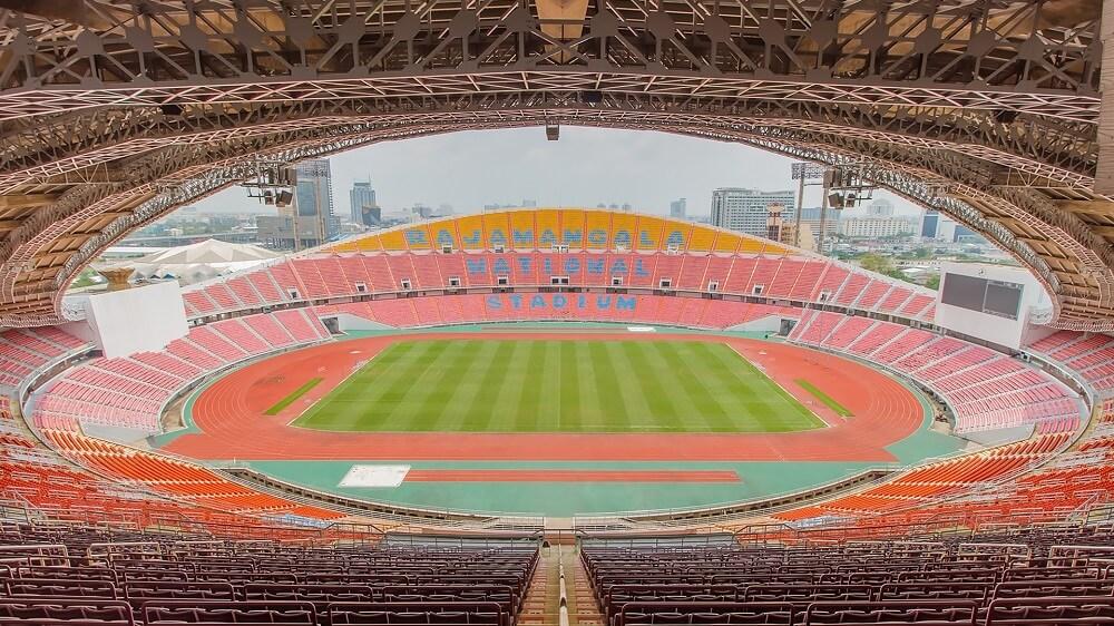 Sân vận động quốc gia Rajamangala tại Bangkok