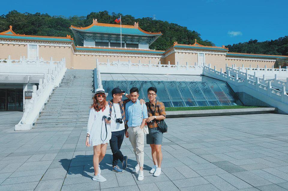 Đài Loan là điểm đến yêu thích của du khách Việt