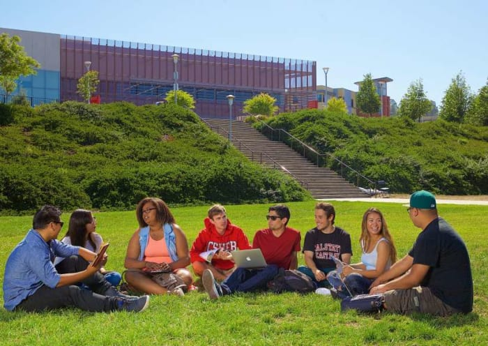 cuộc sống của du học sinh tại Mỹ