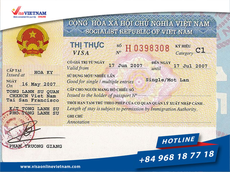 How to apply for Vietnam visa on arrival in Myanmar?
