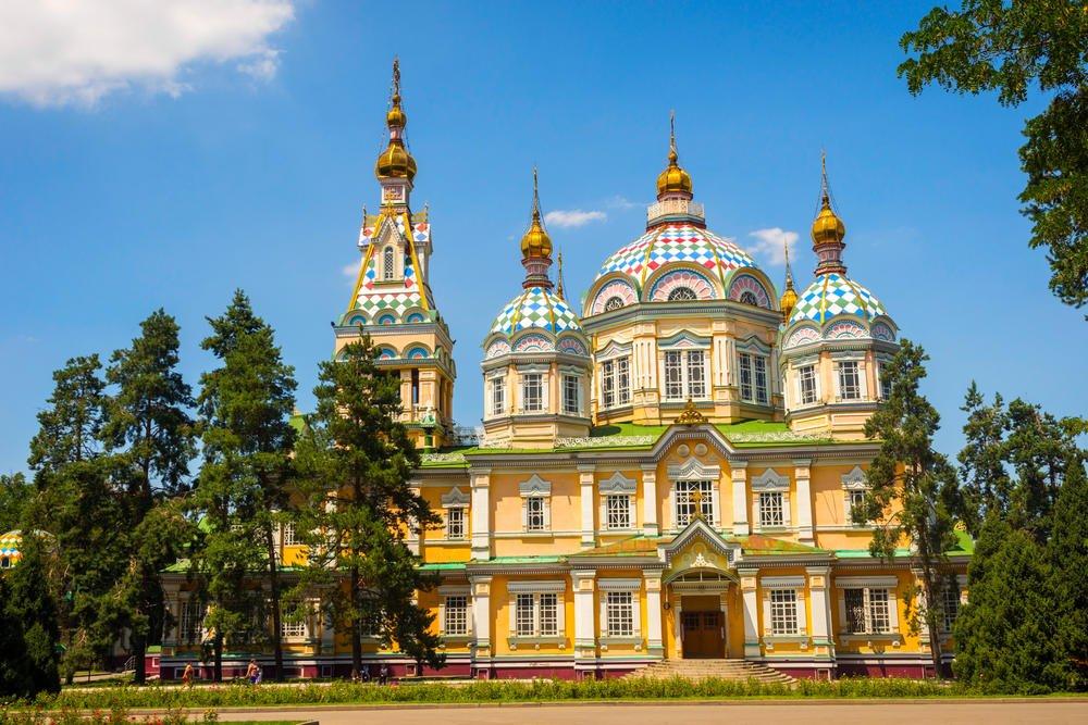 nhà thờ Zenkov