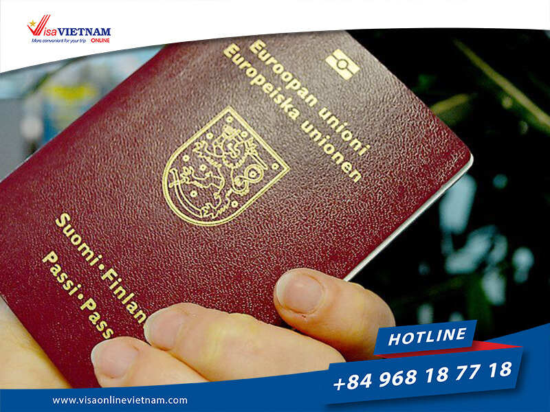 How to get Vietnam visa on arrival from Finland? - Vietnamin viisumi Suomessa