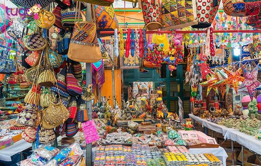 quà du lịch Thái Lan