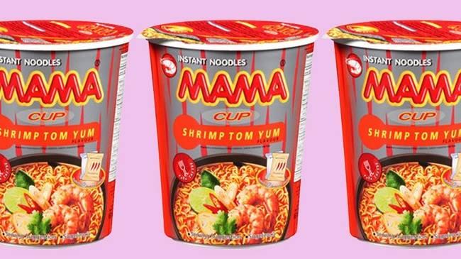 súp Mama Tom Yum