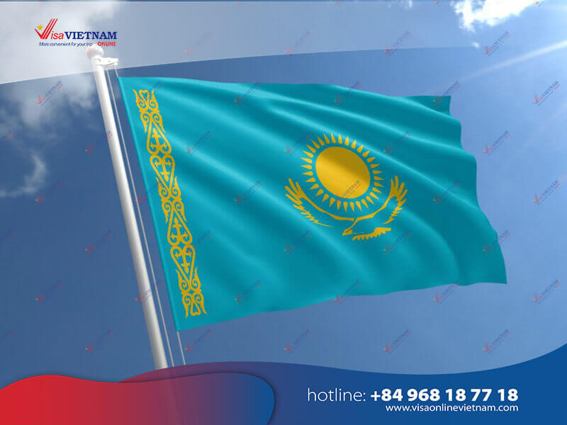 How to apply for Vietnam visa on Arrival in Kazakhstan?