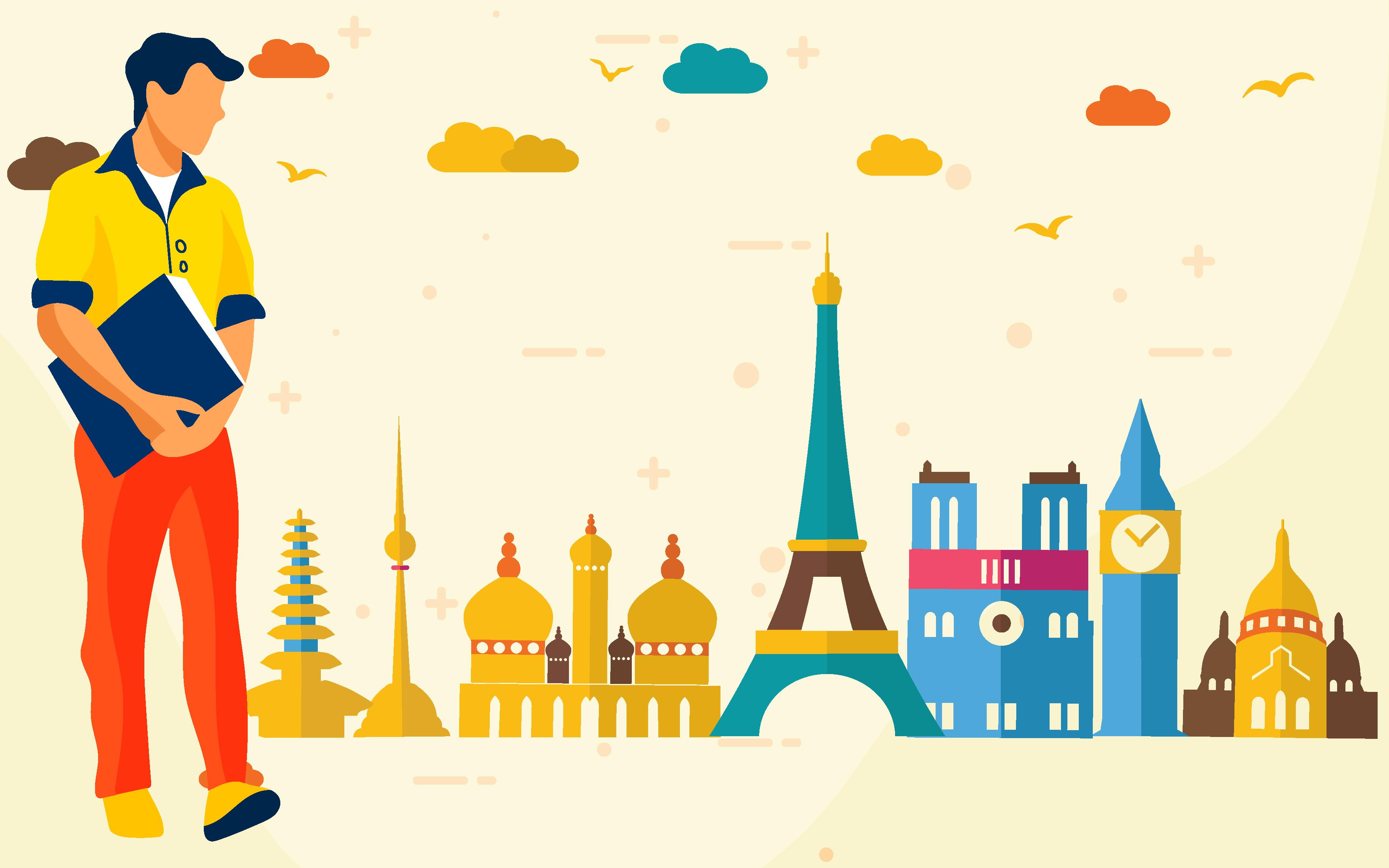 Chứng minh tài chính du học Pháp và Anh