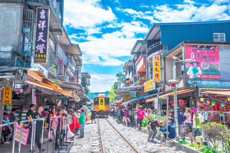 Xin visa du lịch Đài Loan không cần chứng minh tài chính