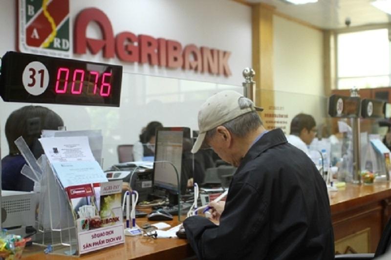 cho vay chứng minh tài chính Agribank