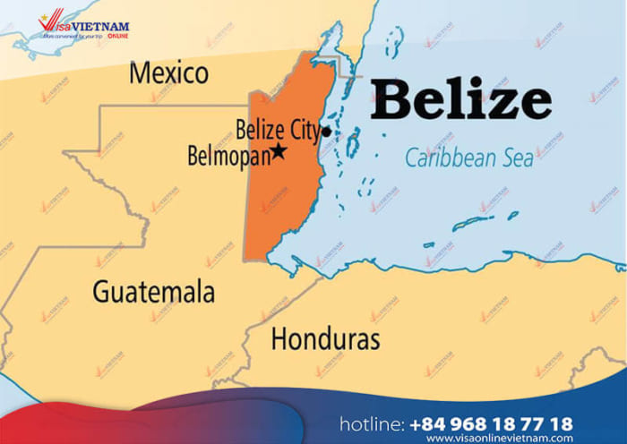 Way to get Vietnam visa on Arrival from Belize
