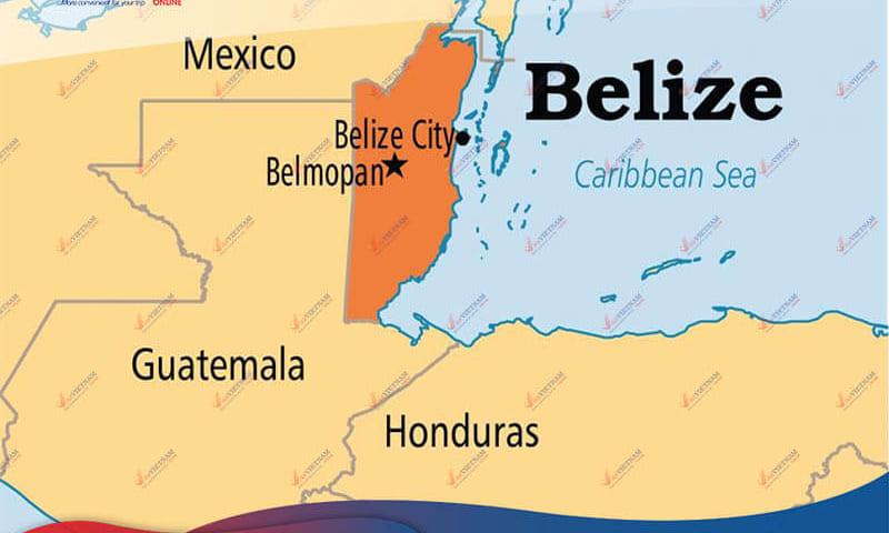 Way to get Vietnam visa on Arrival from Belize