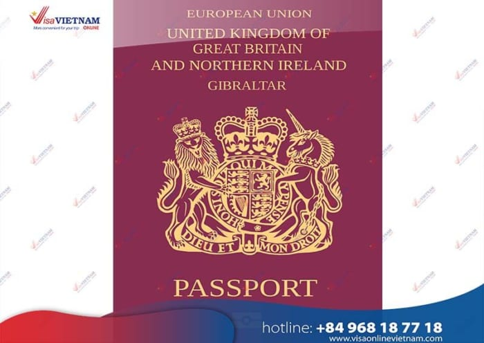 Best way to get Vietnam visa from Gibraltar