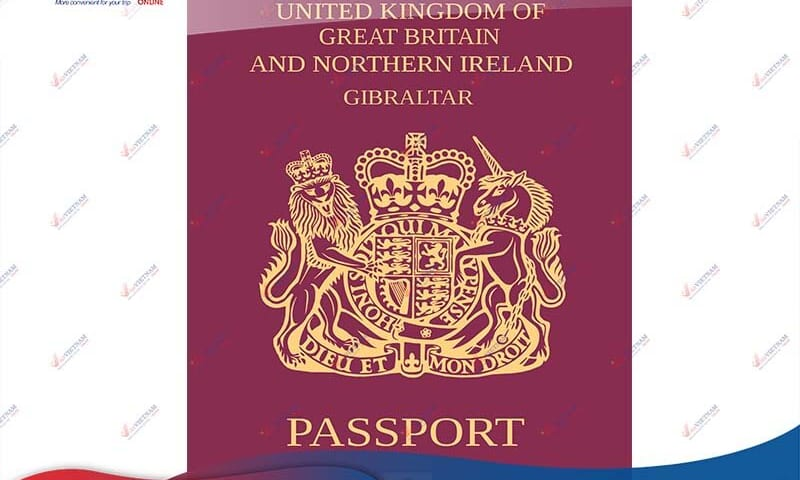 Best way to get Vietnam visa from Gibraltar