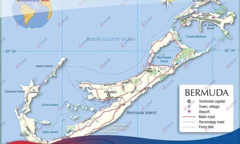 The easiest way to get Vietnam visa on Arrival from Bermuda
