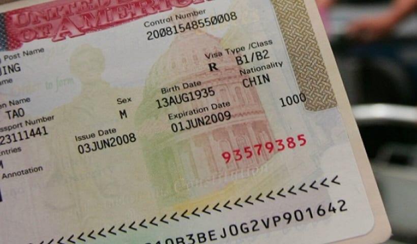 Điều kiện xin gia hạn visa Mỹ