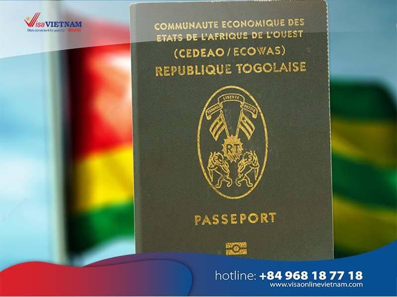How to apply for Vietnam visa in Togo? - Visa vietnamien au Togo