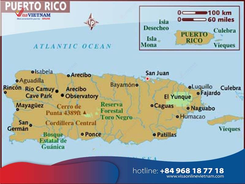 How to get Vietnam visa from Puerto Rico the easiest way?